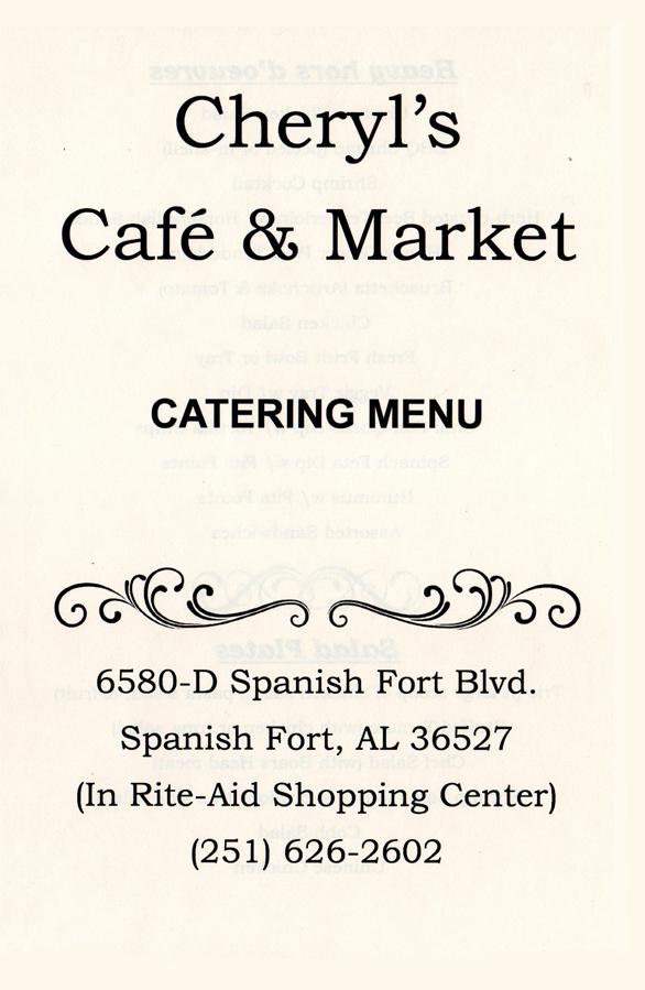 Cheryl S Cafe